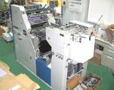 A3ワイド1/1cタテ通し (RYOBI 3200PCX)×2台